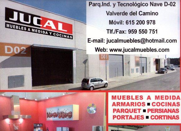 Jucalmuebles inicio for Muebles valverde del camino